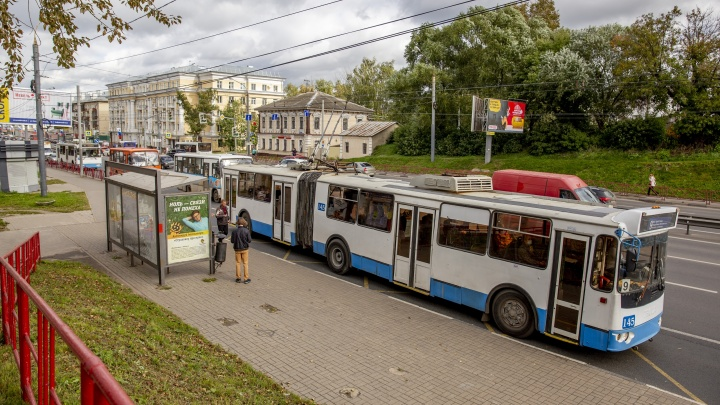 Начали избавляться от маршруток: в Ярославле изменят схему общественного транспорта