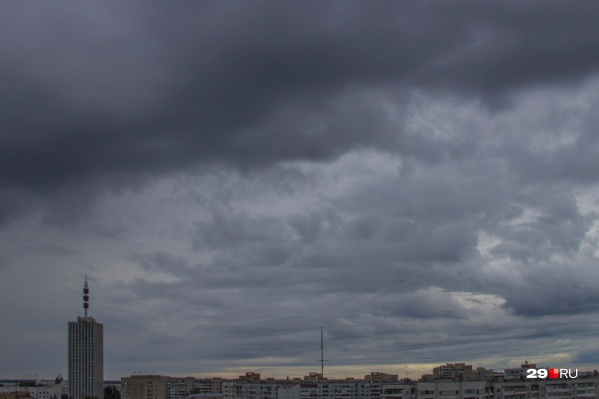 Погода в праздник может испортиться, но совсем холодно в этот день не будет