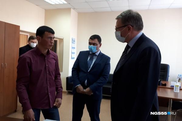 Алексей Дудоладов не отказался от предложения губернатора