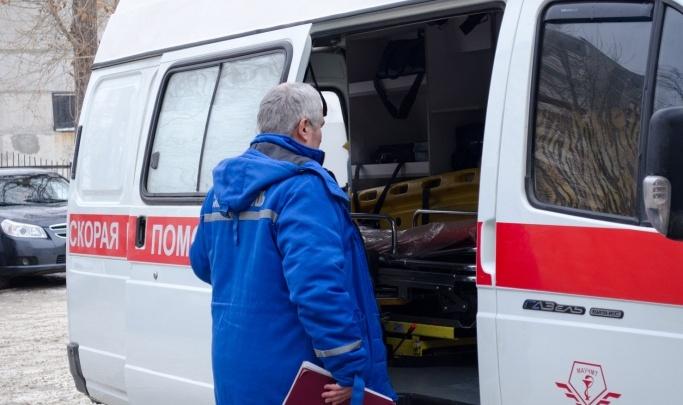 В Курганской области пьяный мужчина пытался угнать машину скорой помощи