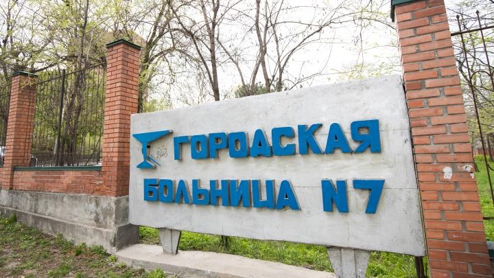 Ростовская горбольница №7 заявила о дефиците техников для работы с кислородом