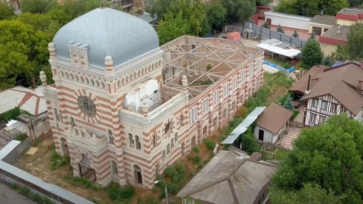 В Самаре опять заморозили реставрацию хоральной синагоги