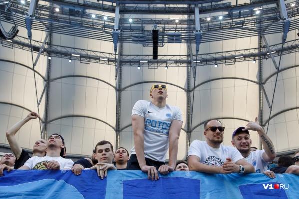 Волгоградцам, которые не успели купить билет, советуют дождаться следующих матчей