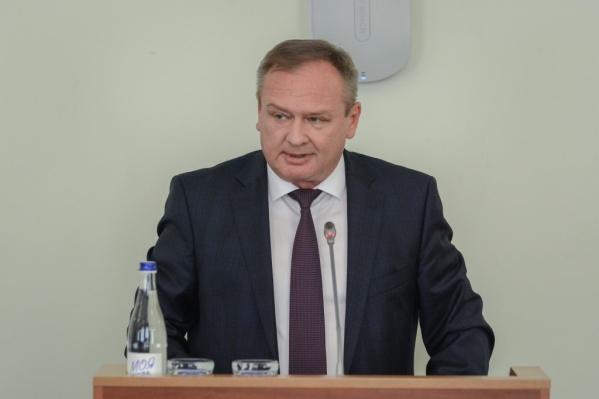 Лебедев покинул ростовскую администрацию два года назад