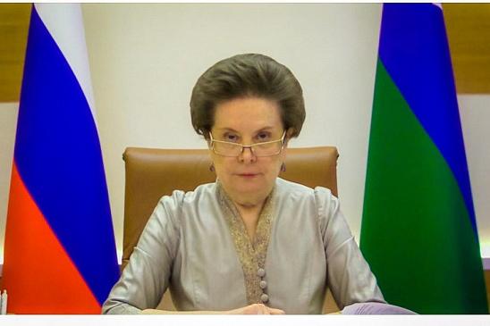 Наталья Комарова продлила режим самоизоляции до 31 января