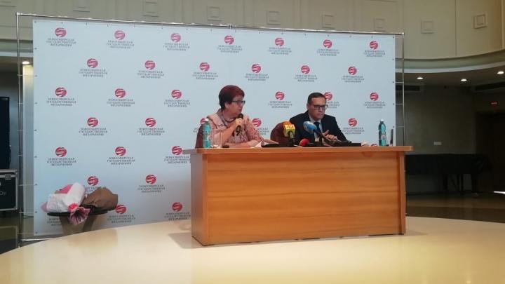 В Новосибирской филармонии представили нового гендиректора — он вернулся из Москвы