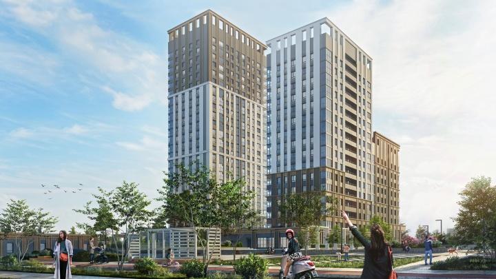 Жилой квартал «SMART City»: завершены работы по фундаменту