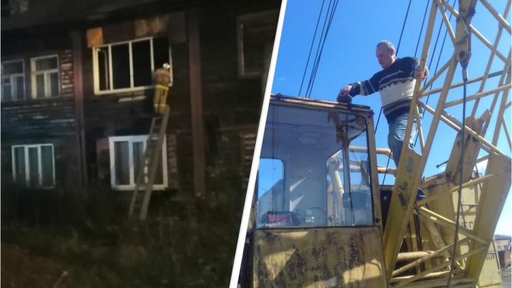 Муж работал, жена сидела дома: подробности жизни сгоревших в Тавде родителей пятерых детей