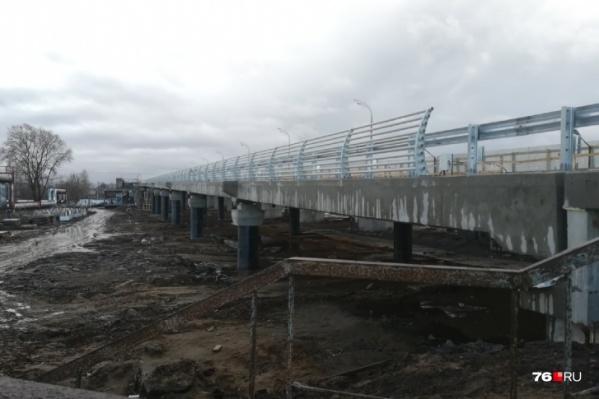 На капитальный ремонт Добрынинского путепровода потратили почти 1 миллиард рублей