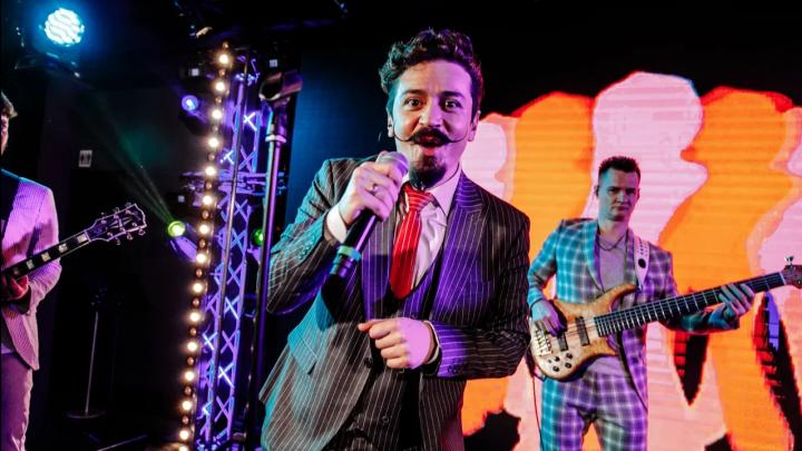 Финалист шоу «Голос» Ив Набиев даст концерты в Перми и Краснокамске