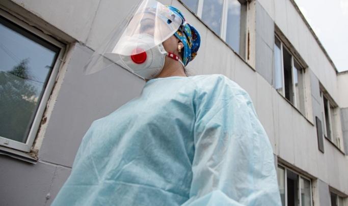 Донские медики, заболевшие СOVID-19, получили дополнительные выплаты