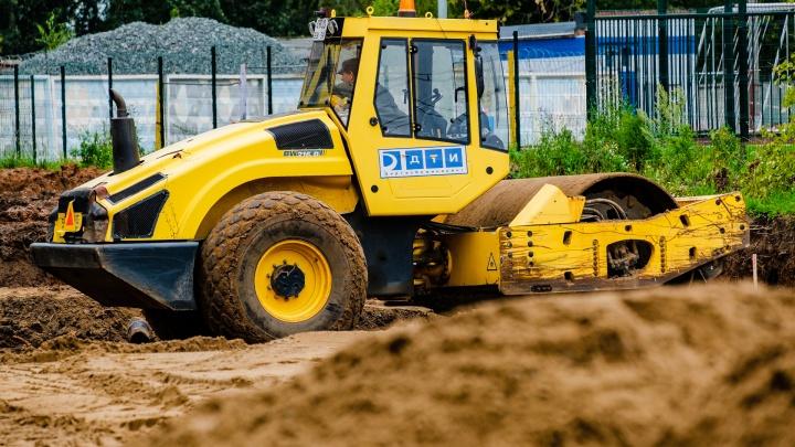 В Камской долине построят новую дорогу за 450 миллионов рублей