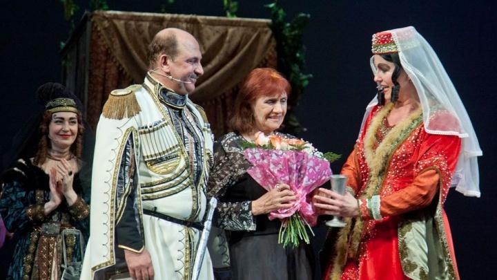 Скончалась актриса, которая 55 лет играла в Свердловском театре драмы
