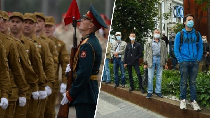 «Иммунитет накапливается»: эпидемиолог — о том, ждет ли нас подъем заболеваемости после парада без масок
