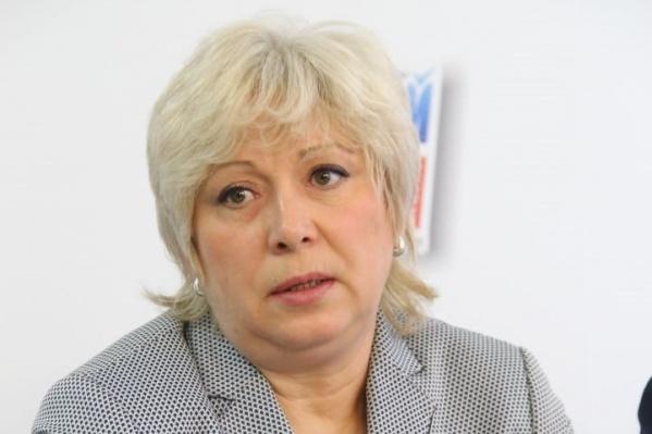 Лариса Никитенко руководила Комбинатом спецуслуг почти пять лет