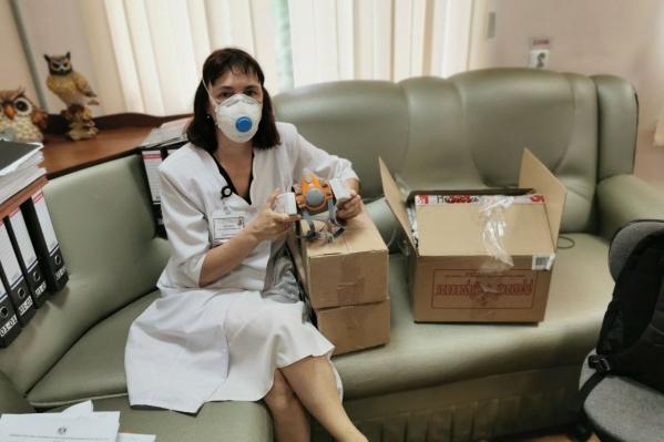 """200 новосибирцев и представителей бизнеса помогли обеспечить средствами защиты медиков&nbsp;<nobr class=""""_"""">51 больницы</nobr>&nbsp;"""