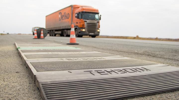 Автомобилистов предупредили о закрытии движения на участке М-5 в Челябинской области