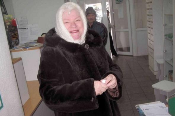 Екатерину Максимовну увезли в больницу несколько дней назад