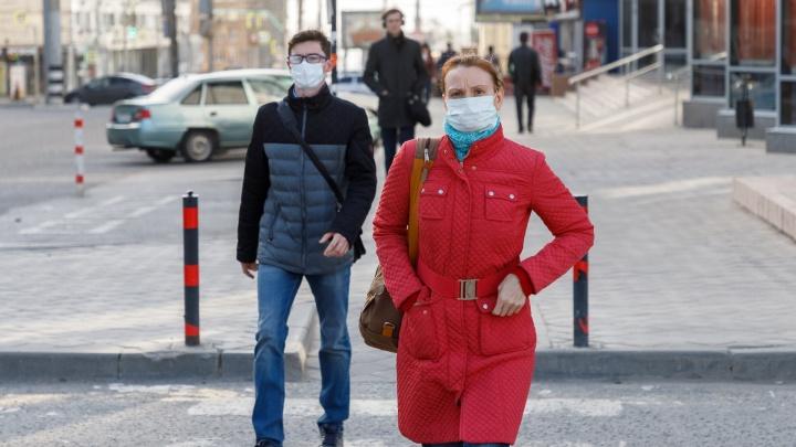Коронавирус в Волгоградской области. Итоги первого дня на полной изоляции
