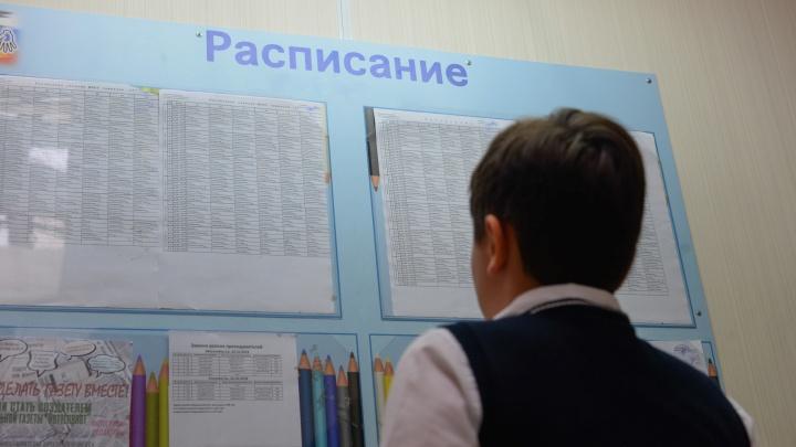 В Екатеринбурге утвердили новый список школ по прописке