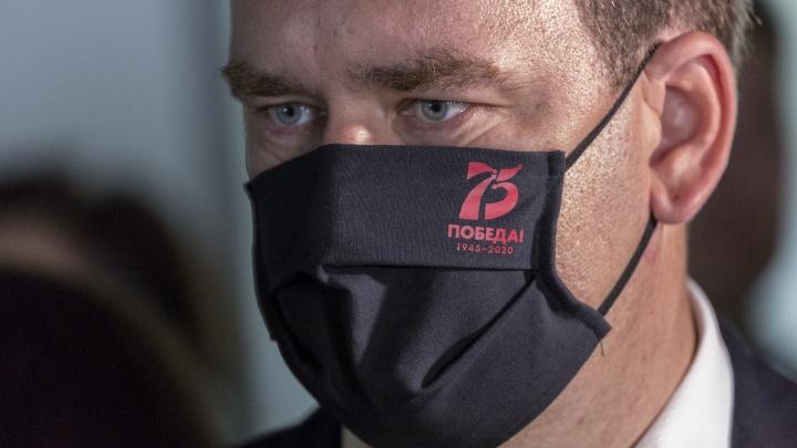 Заместителя губернатора Владимира Попкова отправили бороться с коррупцией в Волгограде