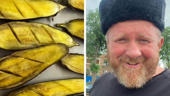 Шеф-повар Константин Ивлев устроит под Рыбинском шикарный ужин вместе с другом-гастроботаником