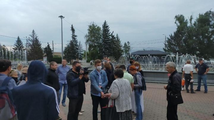 Суд огласил приговор женщине, которую обвинили в организации митинга в поддержку Хабаровска