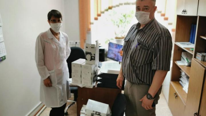 «Врачам сложно и страшно»: история людей, которые дарят дорогущие респираторы больницам
