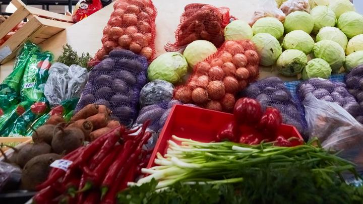 Овощи с грядки: в Самаре открыли сельскохозяйственные ярмарки