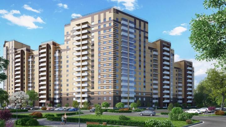 Квартиры в кирпичном доме за два миллиона: в районе Московского тракта скоро достроят новый ЖК