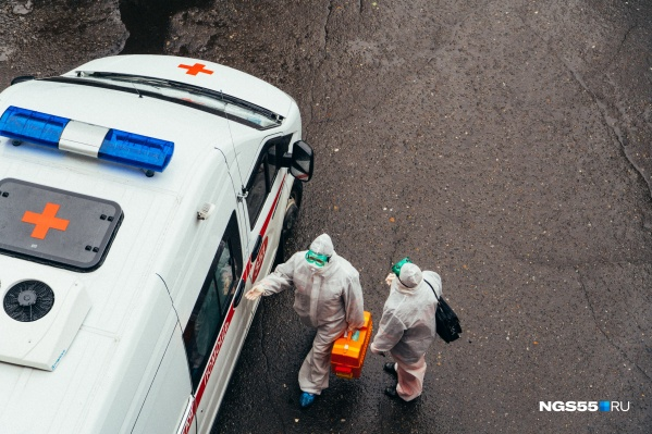 Омским медикам кроме зарплаты выплатят 2,8 миллиарда рублей премий