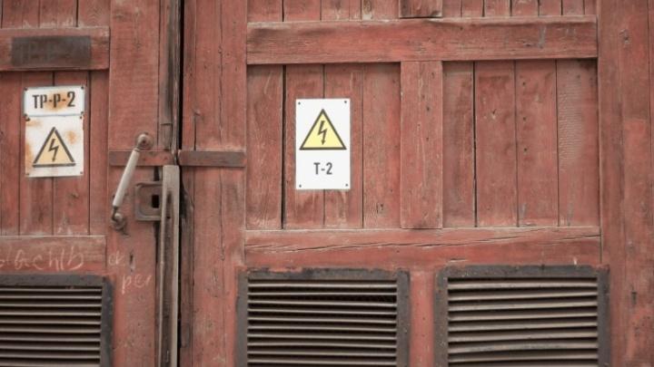 Под Челябинском школьник забрался в трансформаторную подстанцию и погиб