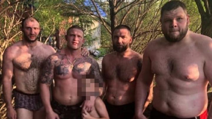 Спортсменов, которые разгоняли защитников сквера и «отжимали» бизнесы, арестовали