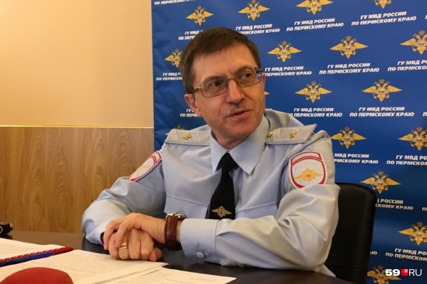 Михаил Давыдов возглавит управление по обеспечению охраны общественного порядка МВД