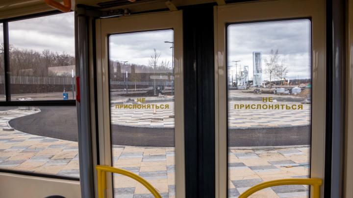 Стали известны детали аферы при строительстве трамвайной ветки до «Самара Арены»