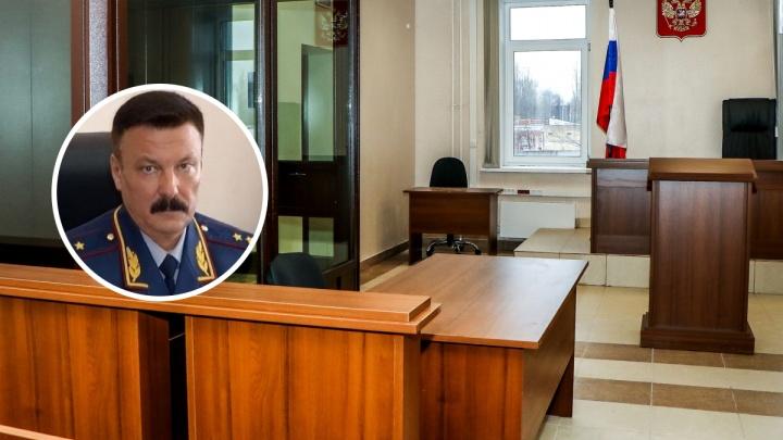 Бывшего главу ГУФСИН заключили под стражу до февраля