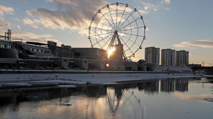На набережной в центре Челябинска снесут парапет, чтобы открыть вид на воду