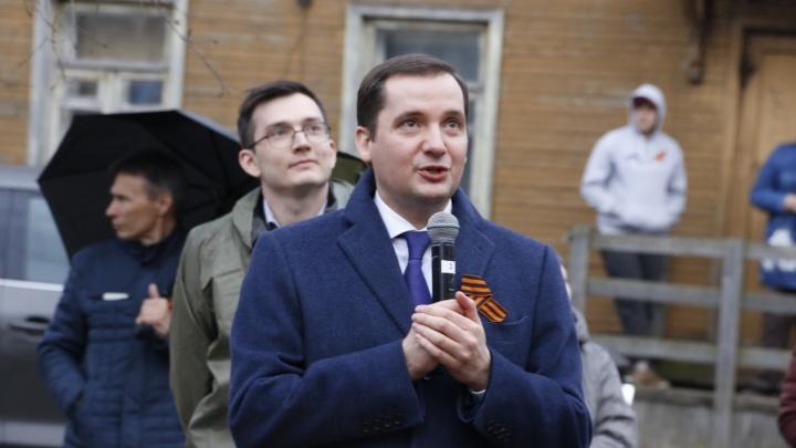 Александр Цыбульский заявил, что представит «Единую Россию», если решит идти на выборы