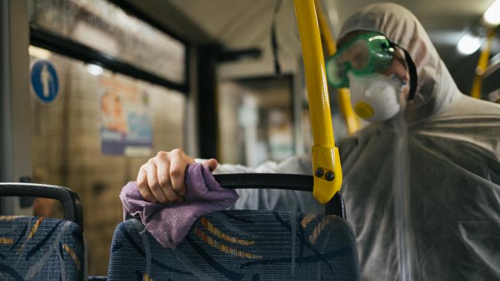 Душ с дезинфекцией и контроль рублем: «Самара Авто Газ» ввел новые меры безопасности