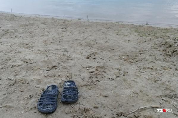 Ребенок пошел купаться и не вернулся