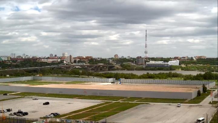 «Арену Омск» начнут строить в июне