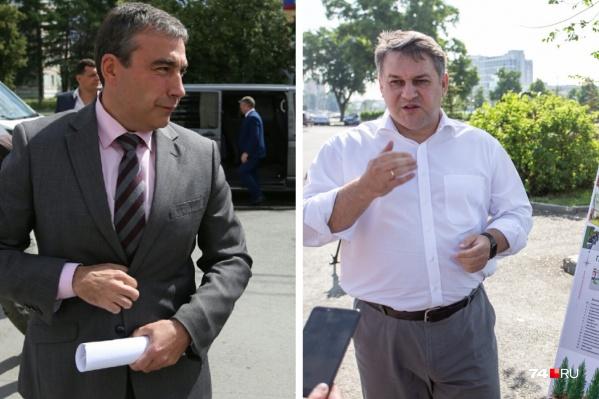В четверг и пятницу Александру Орлу и Сергею Колеснику предстоит собеседование с комиссиями
