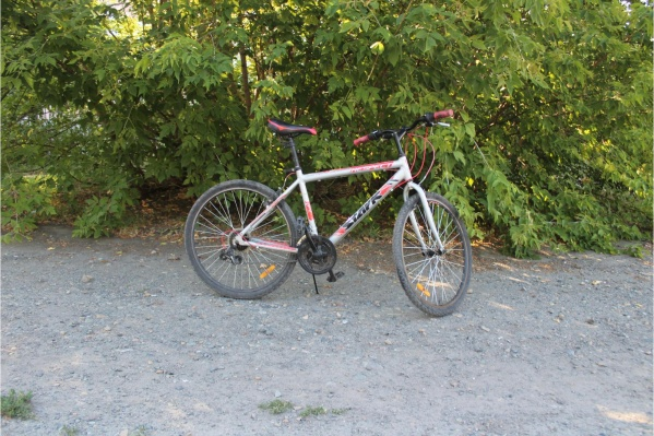 В Кургане за это лето произошло уже несколько аварий с велосипедистами
