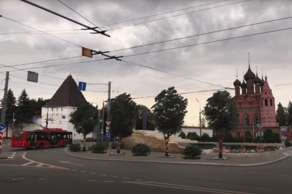 Архитектор по-новому увидел образ центральных улиц