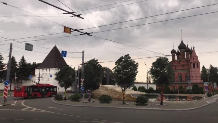 «Город перестаёт быть совково-россиянским»: столичный архитектор показал другой Ярославль. Видео