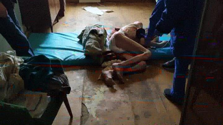 В разгар самоизоляции в уфимской квартире нашли беспомощного мужчину