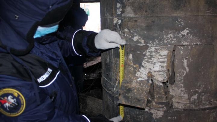 Дом под Ялуторовском, где погибли трое детей, загорелся из-за неисправной печи. Подробности дела