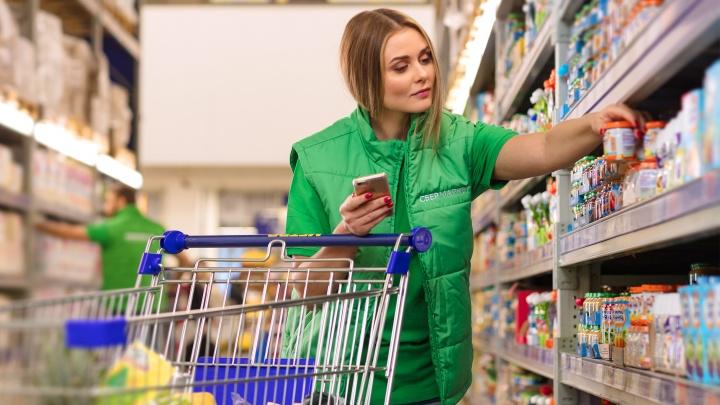 «Спрос резко вырос»: волгоградцы отказались от походов по магазинам в пользу удобного сервиса