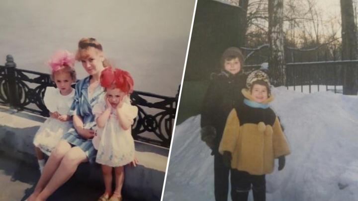 Снимите это немедленно: 25 суровых фотографий, как одевали детей в 90-е