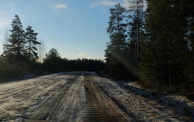 Закрыли автомобильное сообщение между Пинежским районом и Республикой Коми